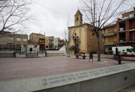 Fuente Álamo Mercado